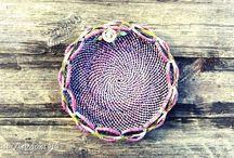 плетение с корня