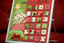 Christmas Calendars/Countdown / by Debbie Gibson