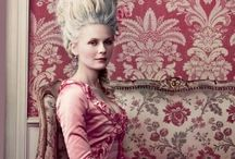 Marie Antoinette Queen of France / collections of Marie Antoinette, Queen of France