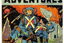 RetroSF 2 - covers / Comics, news, weekly, etc.