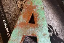 PATINA / metal, Copper with Patina