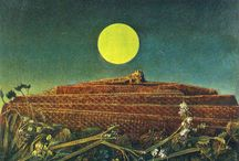 Painting Max Ernst