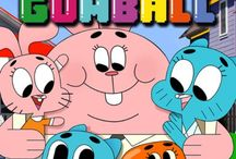 The amasing world of Gumball
