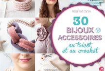 livre bijoux crochet