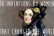 Badass Female Inventors / Women in history who changed history.  / by Quirky