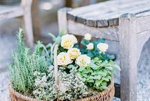 Baskets | Greek style | wedding