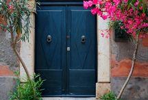 Hoşgeldin diyen Kapılar ✔