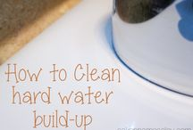 Cleaning Made Easy / by Shelly@The Domestic Heart Blog