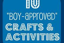 Aktiviteter for børn (inde og/eller ude)