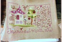 Haft / embroidery