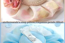 Bridal Ring Pillows