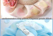Bridal Ring Pillows