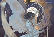 Gods & Goddesses and other status ◇ art~