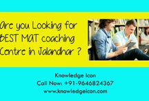 Are you looking for Best MBA Coaching in Jalandhar? / Are you looking for Best MBA Coaching in Jalandhar?  Call Now:  Knowledge Icon Website : http://www.knowledgeicon.com/ Phone: 0181-7102400, 7102500, 7102436 Mobile: 9646824367