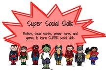 ASD & Social Skills / www.speaklistenplay.com
