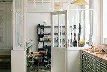 studio en atelier