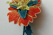 Macrame and other knots