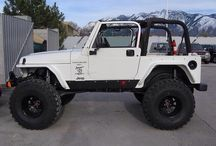 Jeep / by Mallory Lewis