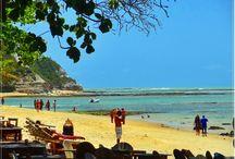 Praia do Espelho e Curuípe / As melhores praias do Brasil