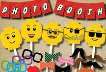 Themes: Lego / Ninjago Party