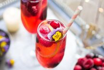 Drinks. / Liquid love