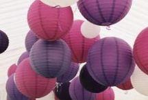 plum wedding
