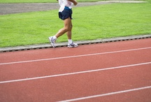 Running Nutrition and Half Marathon Training / by Maren Anderson