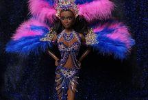 Barbie oriental