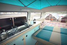 VW T serie Camper