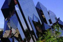 - futuristic architecture -