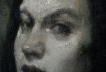 Silvia F / Pintura