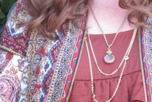 Wearing Vintage Accessories Outfit Ideas