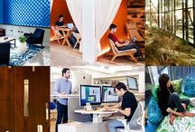 Cool Office Images / Offices that are different enough to be cool