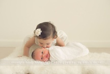 Newborn & siblings