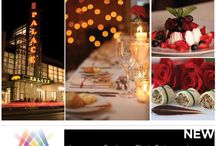 Holiday Parties / The Palace Theatre Offers Unique Venues and Spaces for Holiday Parties!