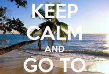 Keep Calm & ....