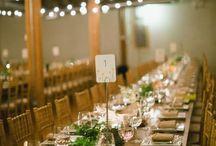 wedding spaces / by Jessica Merritt