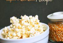 Food -- Popcorn Treats!