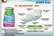 AVAIL / It's all about Avail FC Bio Sanitary Pad