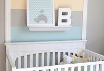 Baby Boy Nursery Ideas / Nursery ideas for little fellas / by danielle gavey