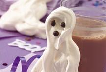 gluten free Hallowen / dobroty na halowenské párty bez lepku, případně mléka