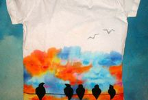 remeras pintadas
