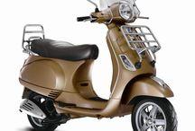 Vespa LX Touring / Vespa LX Touring