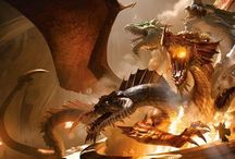 Tyranny of Dragons / Art and assets from the Dungeons & Dragons Tyranny of Dragons storyline.