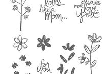 Stampin'UP Mother's Love
