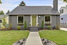 1950 Living / Inspiration for home built in 1951