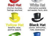Bono Six Thinking Hats