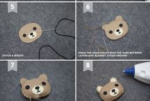beaded Bears