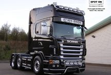 Scania truck / by lavovi