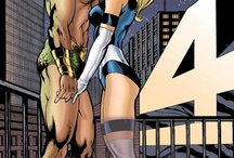 Namor & Invisible Woman